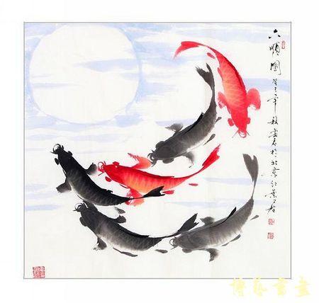 郭勇(1200)作品规格:6969CM画心